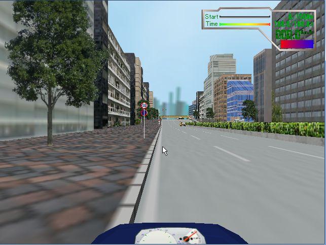フリーゲーム レーシングゲーム:Rider